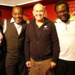 Kenya Team in Radio Show