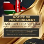 notice of postponement