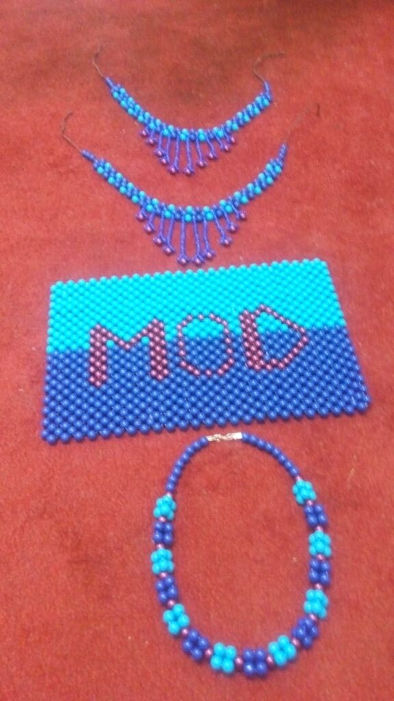 Accessories by: Colonel Mbugua Hannah
